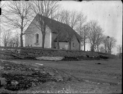 Bergshammars kyrka.